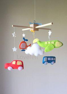 Baby Mobile Baby Crib Mobile Car Mobile Airplane mobile