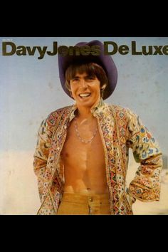 Davy Jones Deluxe!