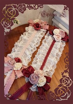 Elpress L -An Ode To Love- Lolita Accessories