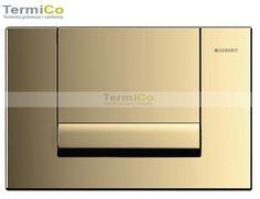 Geberit Tango przycisk spłukujący złocony do Up320 115.760.45.1