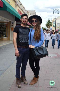 Daniela Cano & Michel Tercero Hipster, Street Style, Chic, Fashion, Canoe, Third, Hipsters, Elegant, Fashion Styles