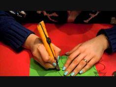 Come fare uno stencil fai da te - YouTube Paper Crafting, Silhouettes, Decoupage, Stencils, Mixed Media, How To Make, Fantasy, Art, Paper Engineering