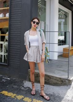 #Dahong summer daily style2016 #다홍(MT)