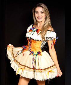 vestidos de festa junina - Pesquisa Google
