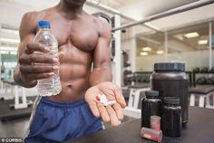 HANDLE WITH CARE!!! Scientists at Yale University have discovered a link between taking muscle-building supplements containing creatine and androstenedioneand testicular cancer