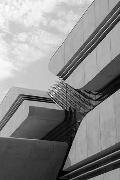 Zaha Hadid's Pierre Vives Building