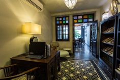 Hotel Penaga, Georgetown, Penang - luxury heritage boutique hotel in the heart of Georgetown - Business Centre