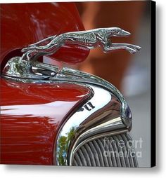 Ford Hood Ornament...Re-pin Brought to you by #CarInsAgents at #HouseofInsurance in #EugeneOregon for #LowCostInsurance
