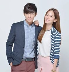 Aaron Yan and Joanne Tseng are Perfectly Paired Up in First Peek at SETTV Drama Refresh Man | A Koala's Playground