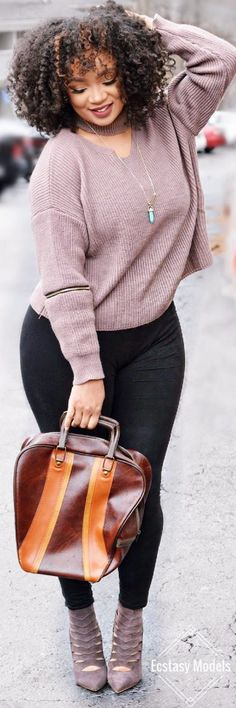 Curvy Work Outfit, Casual Work Outfits, Curvy Outfits, Plus Size Outfits, Black Outfits, Dress Casual, Fashion Mode, Curvy Girl Fashion, Fashion Outfits