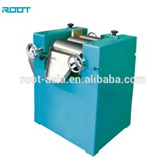 ROOT Lab three roller mill for soap,ink,pigment,paint etc