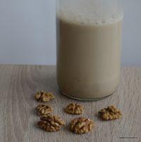 Ořechové mléko Nutribullet, Glass Of Milk, Food To Make