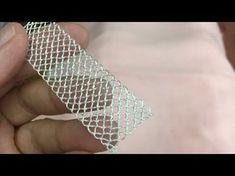 Havlu kenarı filenin yapılışı - YouTube