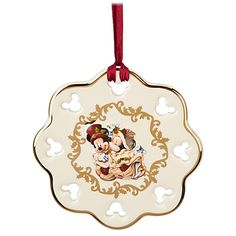 For our Victorian Disney Tree 2012