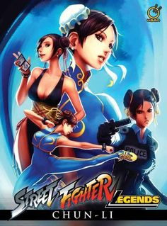 She's been nicknamed The Strongest Woman in the World , but before Chun-li was a no-nonsense Interpol officer she was a fresh recruit in the Hong Kong Police. Street Fighter Legends: Chun-li explores