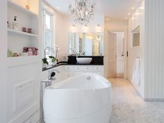 Bathroom goals! Love