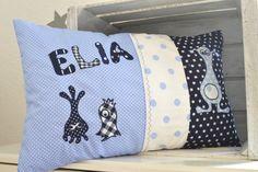 huuuiiii ... die Monster sind los ;o) kuscheliges Kissen, personalisiert gibts bei Lebenslustig zu bestellen