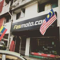 Selamat Menyambut Hari Kemerdekaan Dari @fasmoto #merdeka2016 #independenceday #malaysia