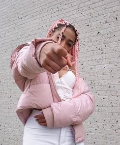 a black girl's doelet guide + aesthetics book - 🍭bubblegum🍭 Fashion Killa, Look Fashion, Fashion Outfits, Pink Outfits, Cute Outfits, Girl Bad, Looks Style, My Style, Soft Ghetto