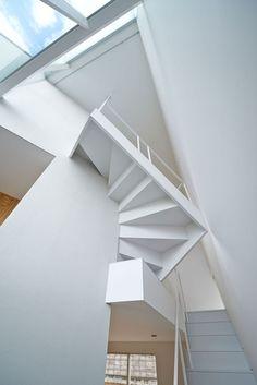 Takato Tamagami Architectural Design — Northern Nautilus — Image 8 of 21 — Europaconcorsi