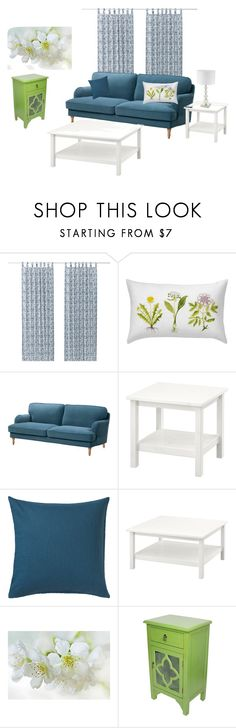 Green & Blue by ocbreeze on Polyvore featuring interior, interiors, interior design, home, home decor, interior decorating and Heather Ann Creations