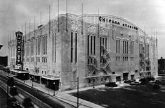 Chicago Stadium, Chicago, Illinois Photograph by Everett