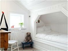 i like how the #white out interiors really gives the impression of spacious-ness