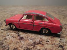 Vintage Matchbox Series No. 67 Volkswagon 1600 TL Car England Lesney #Matchbox