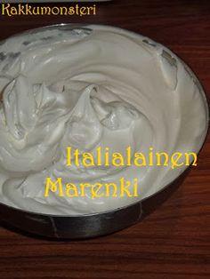 Kakkumonsteri: Italialainen marenki
