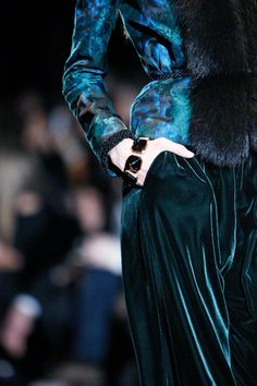 Velvet Luxury // GUCCI // @ Peter Stigter