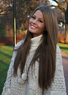 gonna grow my hair out this long and get matching extensions to make it look nice and thick!