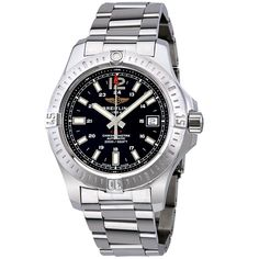 Breitling Colt Black Dial Automatic Men's Watch A1731311/BE90-182A - Colt - Breitling - Watches  - Jomashop
