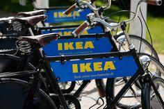 FLATPACK TO GO: IKEA Debuts Bike Trailers to Danish customers