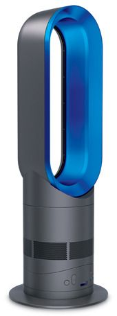 """Dyson Hot — A new heater with """"Air Multiplier"""" technology."""
