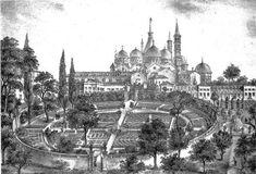 jardines botánicos medievales del mundo - Buscar con Google