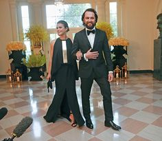 'The Americans': Keri Russell, Matthew Rhys attend White House state dinner | EW.com