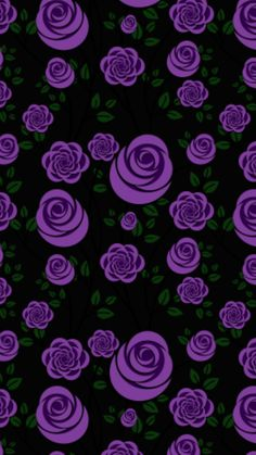 By Artist Unknown. Purple Backgrounds, Flower Backgrounds, Wallpaper Backgrounds, Phone Backgrounds, Lock Screen Wallpaper Iphone, Cellphone Wallpaper, Plum Art, Purple Candy, Decoupage