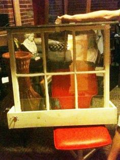 Salvaged Window Shelf from old historic building $35