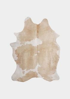 Southern Chic Cow Hide Rug