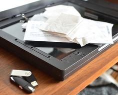 Getting Organized: Paperwork to Shred, Scan, or Store Infographic — Women & Co