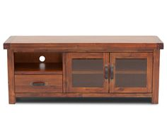 TV Stands-Brisbane TV Stand-Get mission style media storage