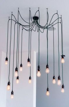 Project by Fordewind architecture Diy Interior, Decor Interior Design, Interior Decorating, Farmhouse Chandelier, Modern Chandelier, I Love Lamp, Fashion Lighting, Bar Lighting, Diy Room Decor
