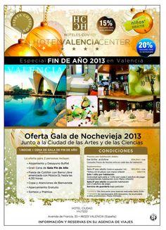 Valencia Center. 20% Descuento en Gala Nochevieja (con cotillón) ultimo minuto - http://zocotours.com/valencia-center-20-descuento-en-gala-nochevieja-con-cotillon-ultimo-minuto-4/