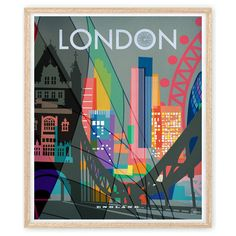 London II Limited Edition Print by Nicholas GirlingThe Block Shop - Channel 9