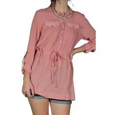 Tunica Dama VERO MODA Lady Lizette Tunic Tops, Urban, Lady, Long Sleeve, Sleeves, Women, Fashion, Moda, Long Dress Patterns