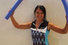 Dienstag Aquatraining mit Heidi