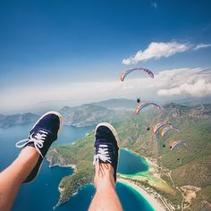 Get Inspired By These Adventurous Instagrammers - INK361 Blog