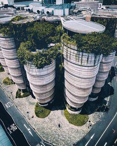 The Nanyang Technological University NTU | Location: Singapore - Photograph by @ryanjamezlimz Instagram - Arch2o