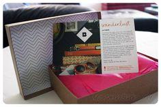 June 2013 Birchbox: This month's theme is wanderlust! Price: $10/month -- #beauty #birchbox #makeup #subscriptionbox