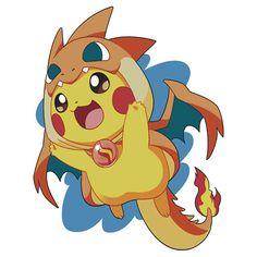 Cute Pikachu! by enrigabbiadini                                                                                                                                                      Más